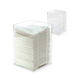 Acrylic Napkin Holder - Single Stack