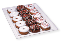 "Bakery Display Case Tray - 9.125""w x 11""d"