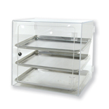 Clear Pastry Case - Half Pan - Self Serve