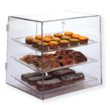 Large Serve Pastry and Donut Display - Acrylic