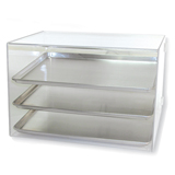 Full Pan Acrylic Display - Holds 3