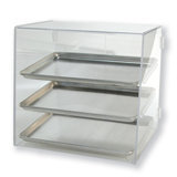 Half Sheet Pan Bakery Display Case