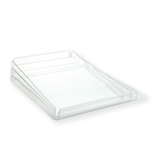 Set of 4 Pastry Display Trays