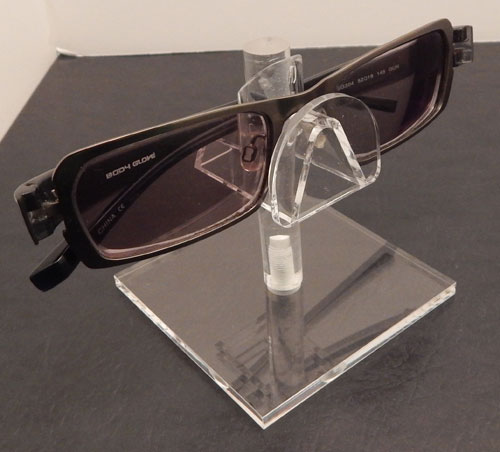 Countertop Acrylic Eyewear Display Stand, Acrylic Eyewear ...