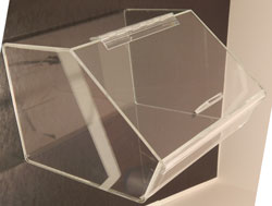 Acrylic Food Storage Bin