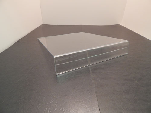 Acrylic Shelf Talker with Sign holder