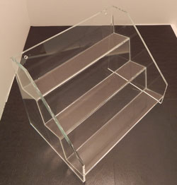Countertop Acrylic CD Display