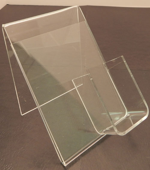 Acrylic Cell Phone Display - Available for Countertop, Gridwall, or Slatwall