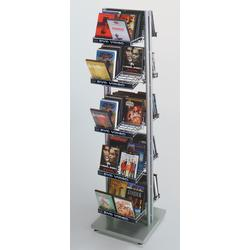 Two Sided DVD Standing Fixture - 1 per box