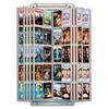 Wall Mount Retail DVD Flip Display for 100 DVDs - 1 per box