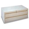 Retail DVD Storage Cabinet with 2 Drawers - 1 per box