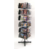 Black High Visibility Wire DVD Spinner - 1 per box