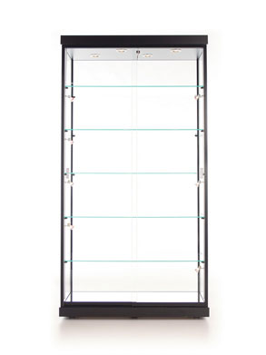 Glass Display Cases - Available in 2 Widths