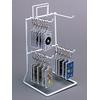 4 Hook Counter Display Stand with Signholder - 10 per box