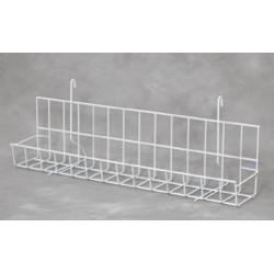 Gridwall Media Display Shelf - 10 per box