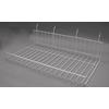 Welded Slatwall Retail Display Shelving with Lip - 5 per box