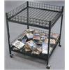 Rolling Wire Display Table - 1 per box