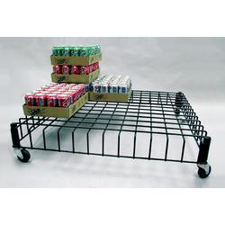 Rolling Wire Grid Display Riser - 1 per box