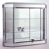 Shadow Box Display Case - 38W x 10D x 32H - Exceptional Series