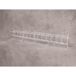 Angled Slatwall DVD Shelf - 10 per box