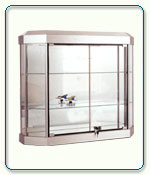Counter / Wall Mounted Display Case