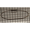 Wicker Basket Display Ring for Gridwall - 6 per box
